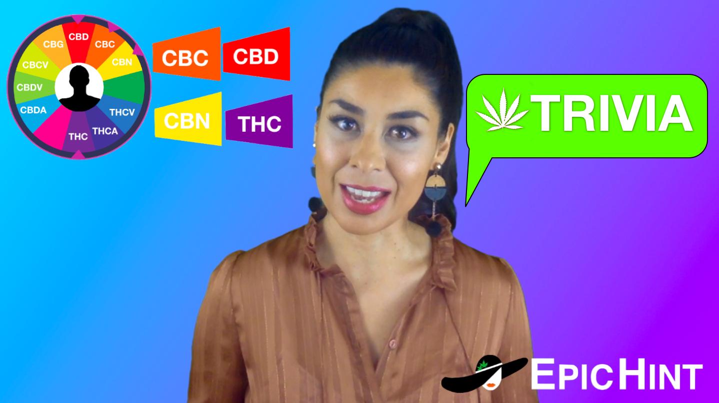 Entourage Effects (Cannabis Training Trivia)