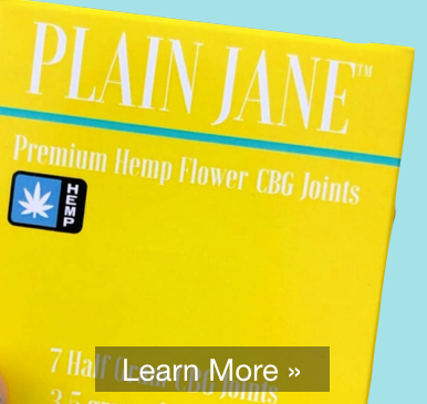 Eighth Pack CBG Pre-Rolled Joints